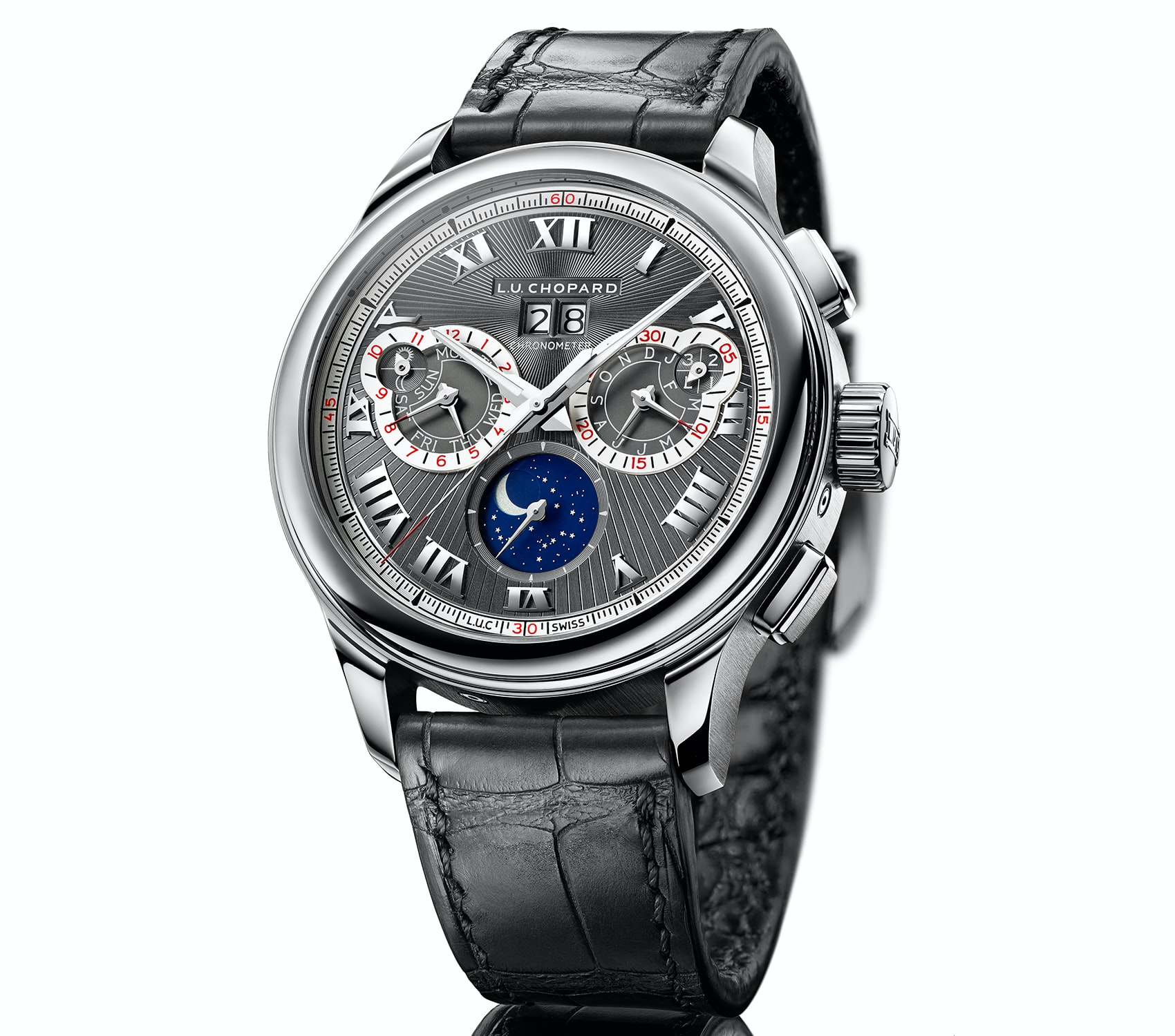 Introducing: The Chopard L.U.C. Perpetual Chrono