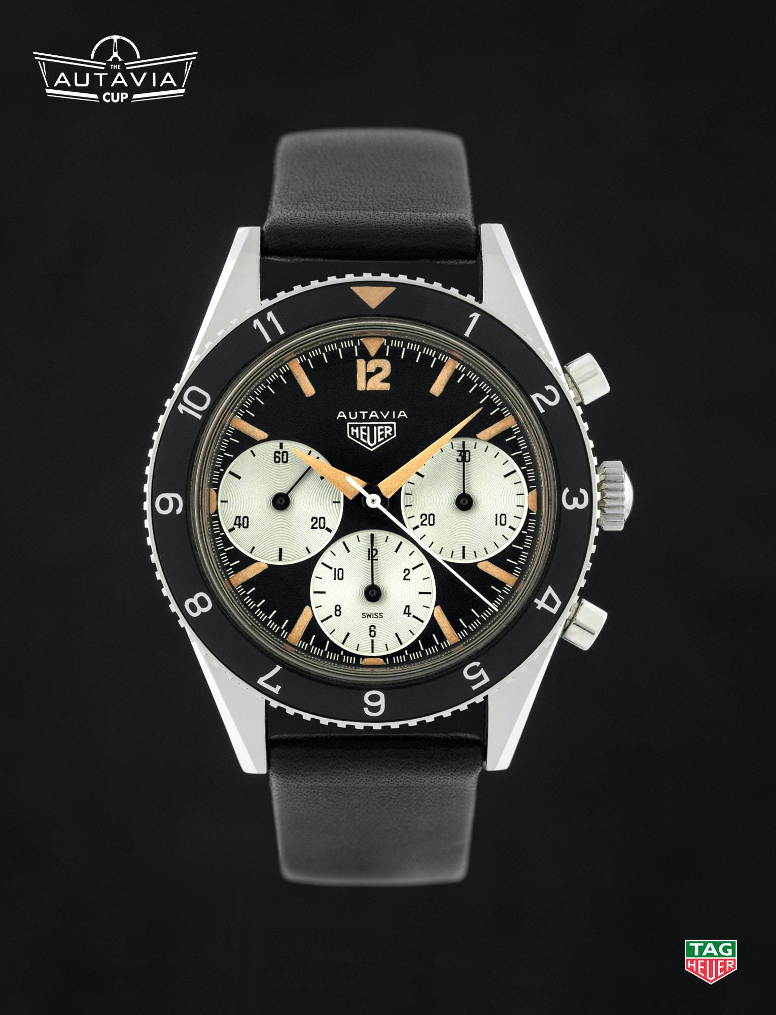 Heuer Autavia Ref. 2446 Mk1 Lume  TAG Heuer Will Relaunch The Autavia In 2017 – And Fans Get To Choose The Model TAG Heuer Will Relaunch The Autavia In 2017 – And Fans Get To Choose The Model 02 2446 Mk1 Lume