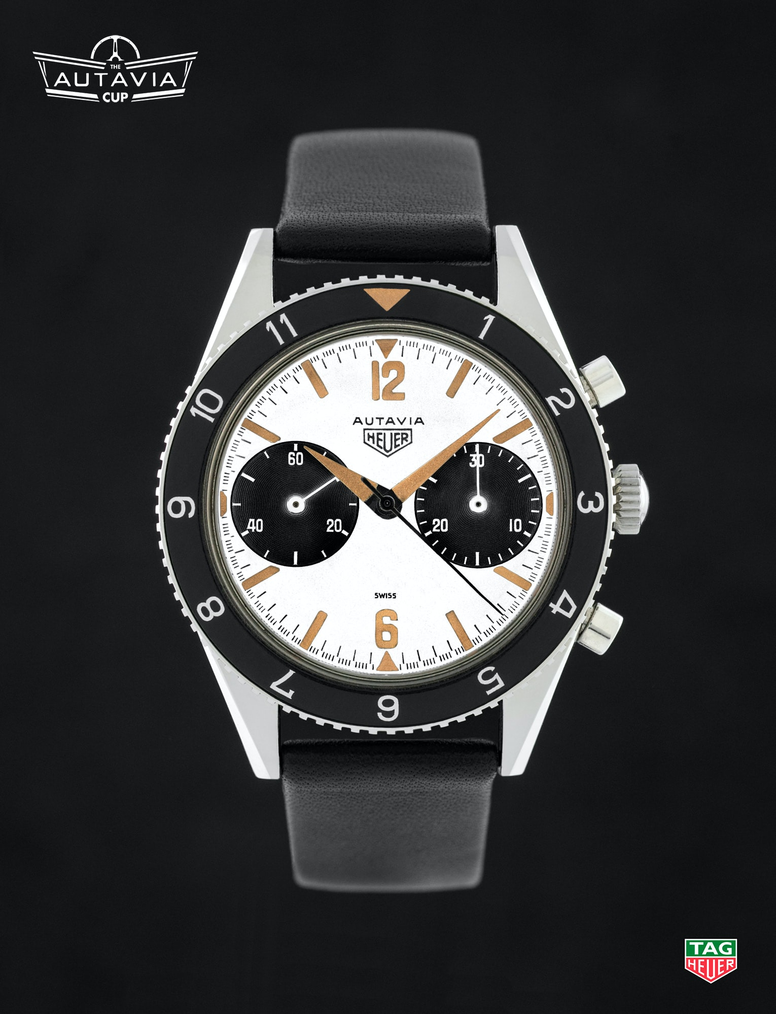 Heuer  TAG Heuer Will Relaunch The Autavia In 2017 – And Fans Get To Choose The Model TAG Heuer Will Relaunch The Autavia In 2017 – And Fans Get To Choose The Model 14 3646 Mk1 SN