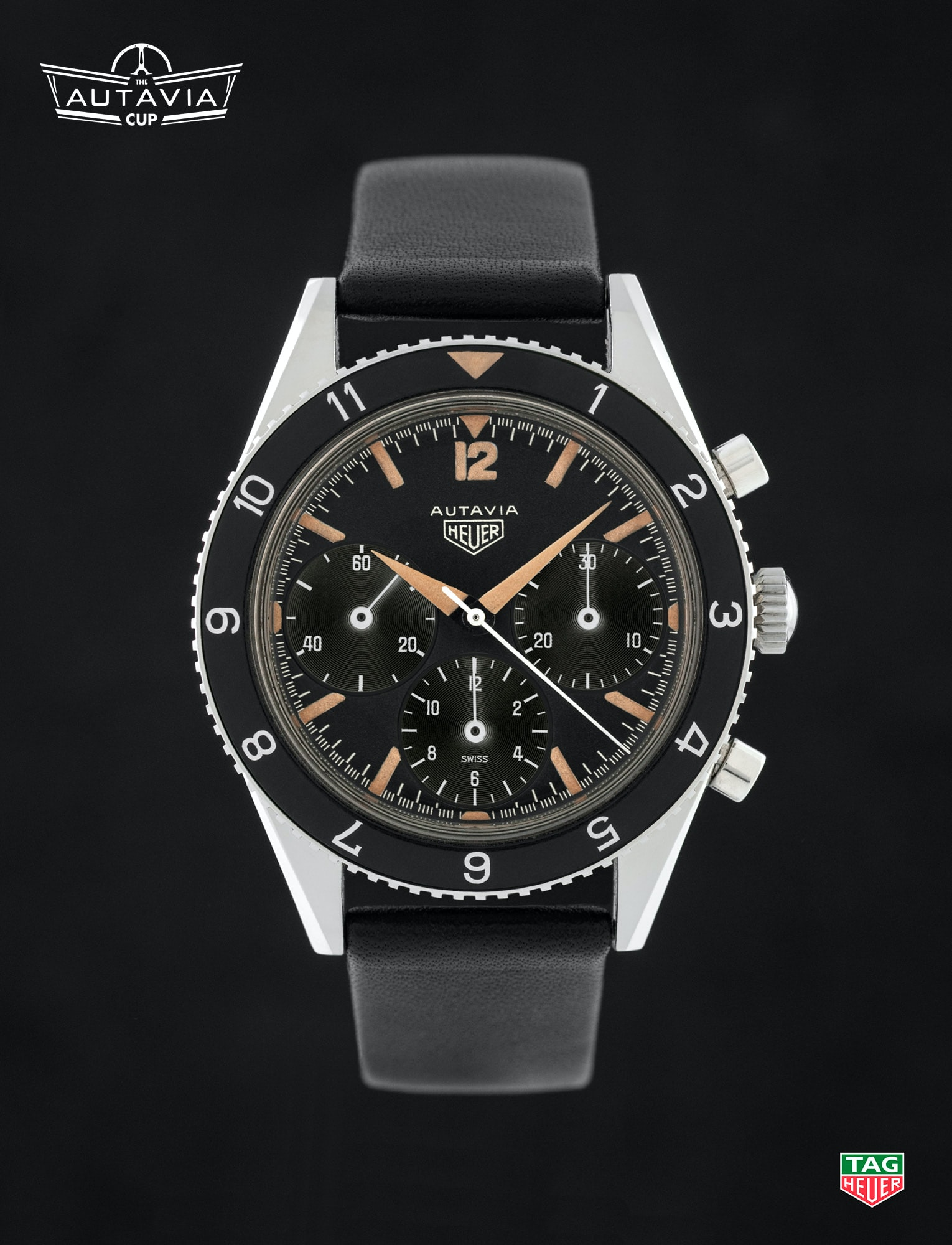 Heuer  TAG Heuer Will Relaunch The Autavia In 2017 – And Fans Get To Choose The Model TAG Heuer Will Relaunch The Autavia In 2017 – And Fans Get To Choose The Model 16 2446 Mk1 N