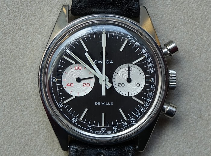 Omega DeVille Chronograph Reference 145.017