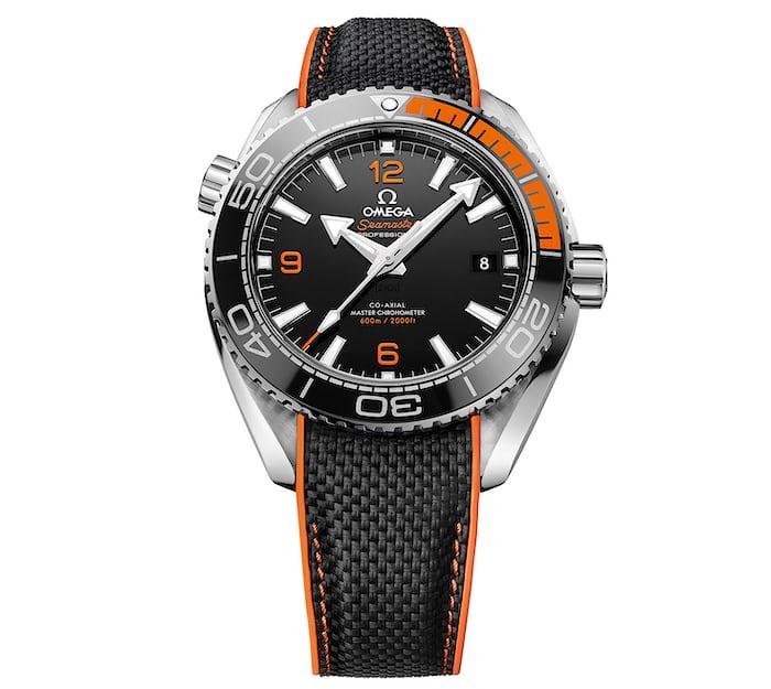 Omega Planet Ocean 43.55mm Chronometer