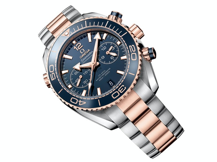 Omega Planet Ocean Chronograph 45.5mm