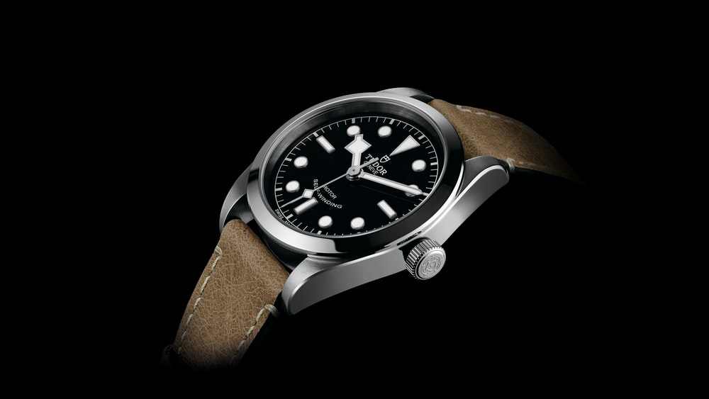 Introducing The New Tudor Heritage Black Bay 36 Hodinkee