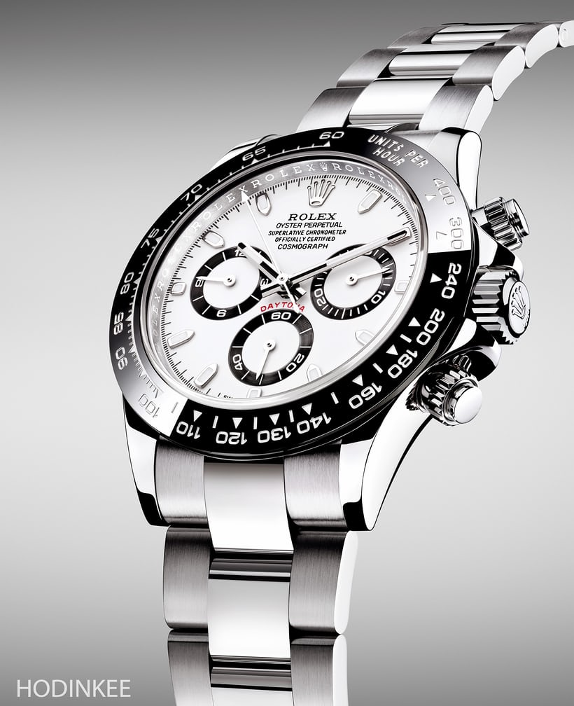 New Rolex Daytona With Ceramic Bezel