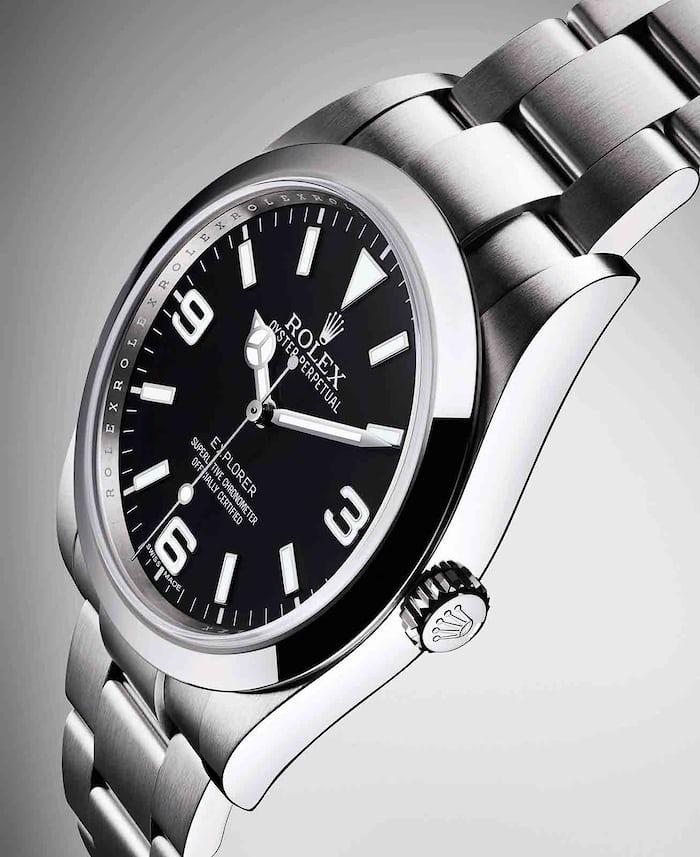 Baselworld 2016 new Rolex Explorer