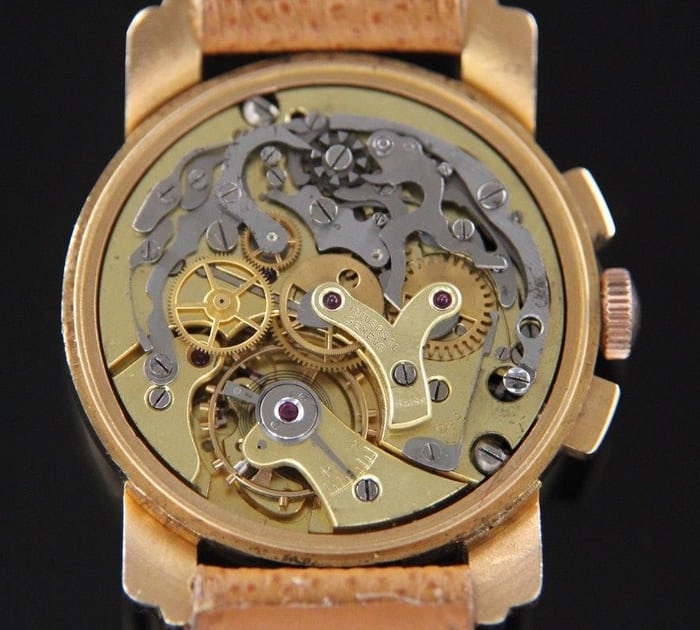 Universal Geneve Compax 12324 movement