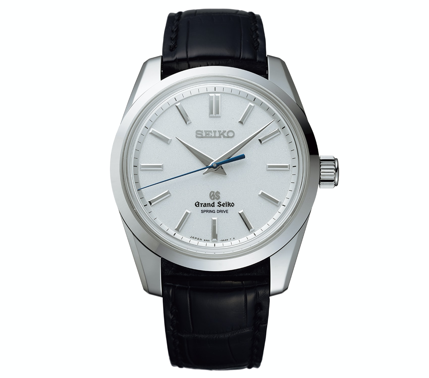 The Grand Seiko Spring Drive 8 Day Power Reserve