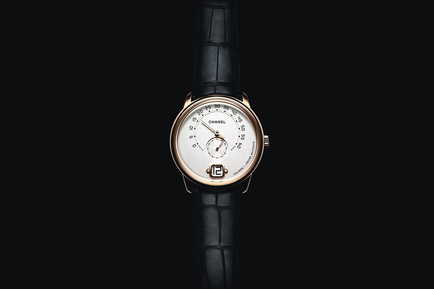 Introducing: The Monsieur de Chanel: Chanel's First Dedicated Men's Watch, And It's Completely In-House And VERY Impressive