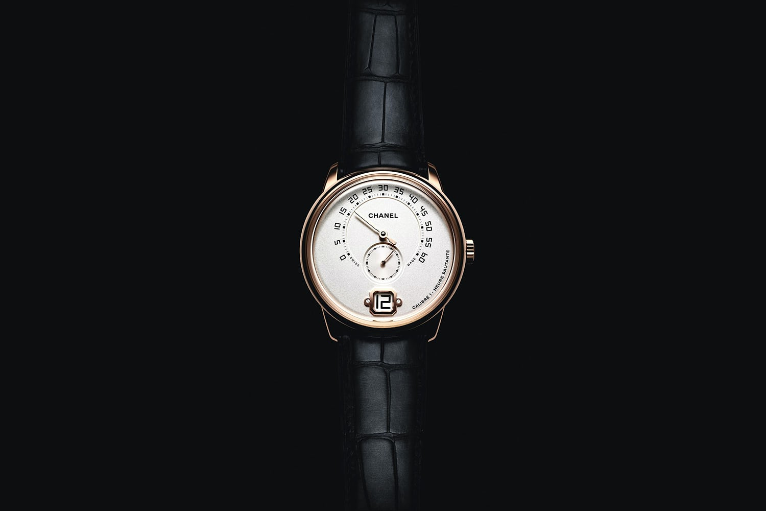 d7e803d2e8defa Introducing: The Monsieur de Chanel: Chanel's First Dedicated Men's Watch,  And It's Completely In-House And VERY Impressive - HODINKEE