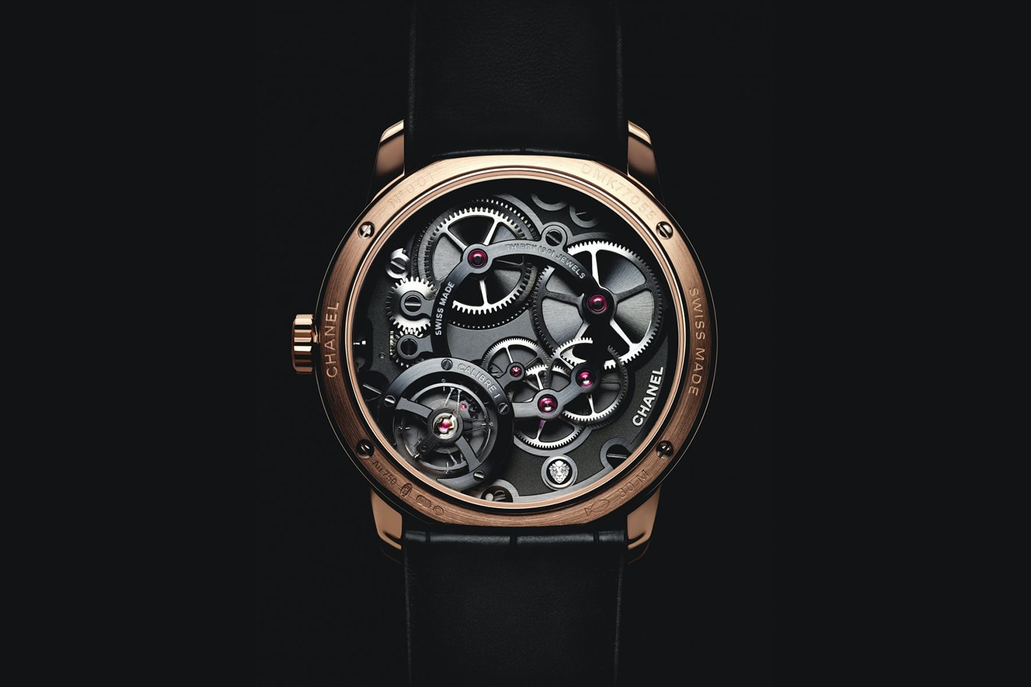Introducing: The Monsieur de Chanel: Chanel's First Dedicated Men's Watch, And It's Completely In-House And VERY Impressive Introducing: The Monsieur de Chanel: Chanel's First Dedicated Men's Watch, And It's Completely In-House And VERY Impressive chanel monsieur de chanel mens watch 03