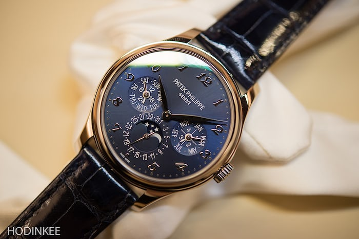 The Patek Philippe Ref. 5327