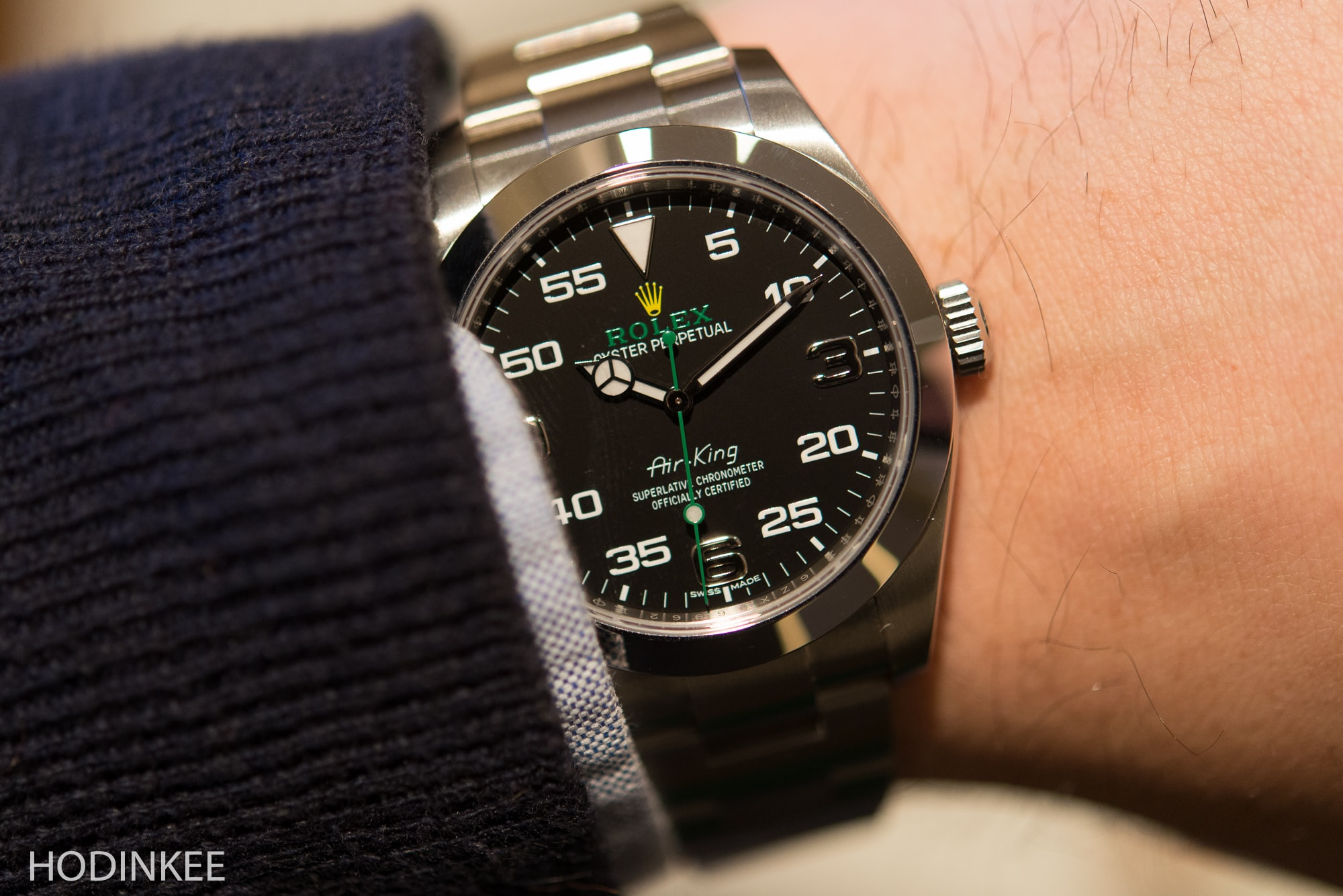 The Year In Review: The Top 20 Most Popular HODINKEE Posts Of 2016 The Year In Review: The Top 20 Most Popular HODINKEE Posts Of 2016 RolexAirKing 5