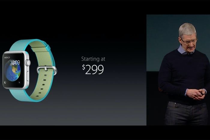 apple watch $299