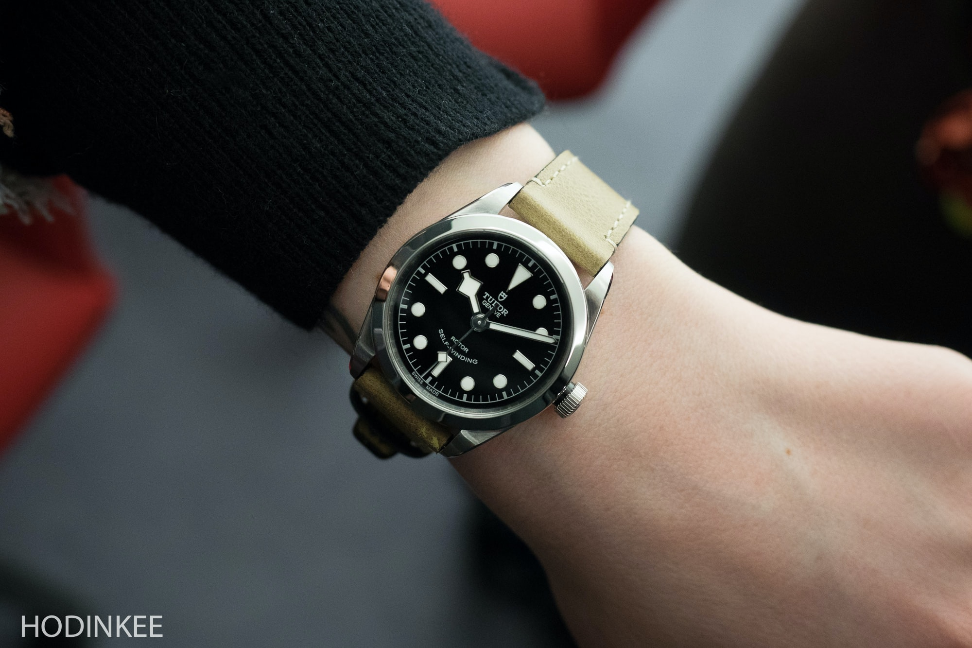 Tudor Black Bay 36 Editorial: Cara's Favorite Watches From Baselworld 2016 Editorial: Cara's Favorite Watches From Baselworld 2016 3