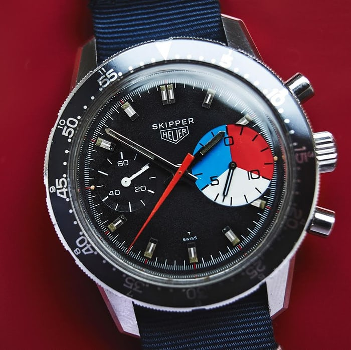 Heuer Skipper Reference 7764