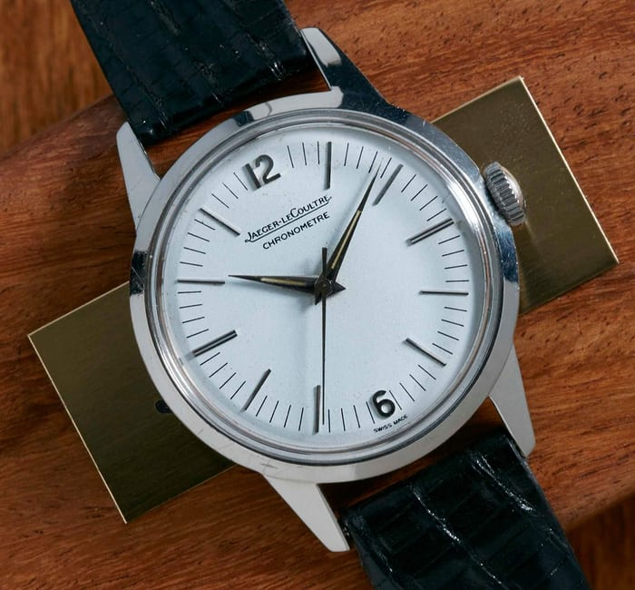 Jaeger-LeCoultre Geophysic Reference E168