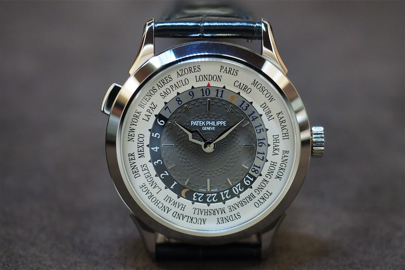 Patek Philippe World Time Reference 5230