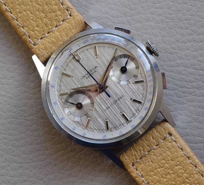 Universal Geneve Compax Reference 32601-1