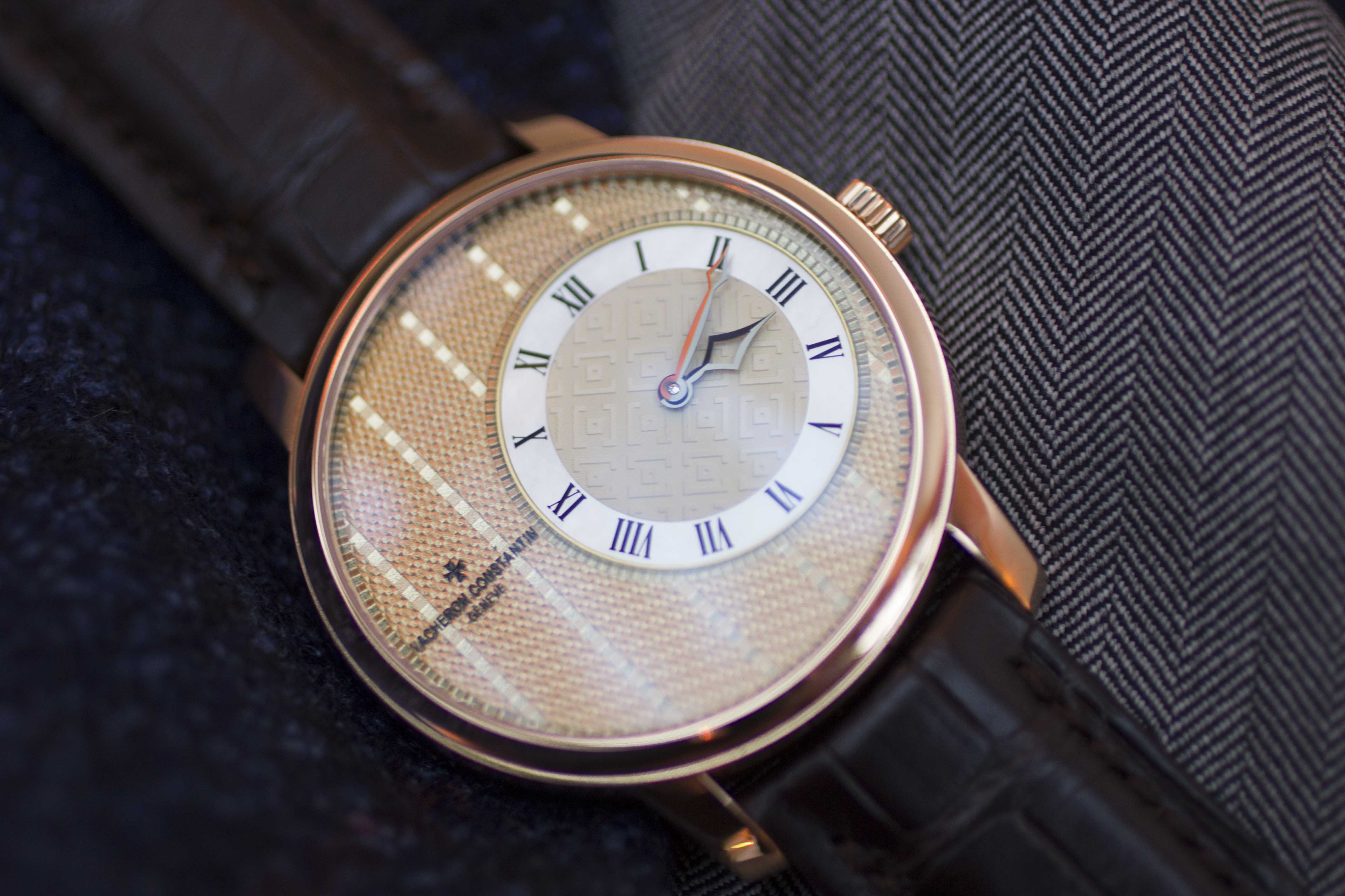 Vacheron Constantin Métiers d'Art Elégance Sartoriale pinstrip close up Introducing: The Vacheron Constantin Métiers d'Art Elégance Sartoriale, A Collection Dedicated To Matters Of Style (Live Pics, Pricing Information) Introducing: The Vacheron Constantin Métiers d'Art Elégance Sartoriale, A Collection Dedicated To Matters Of Style (Live Pics, Pricing Information) 6