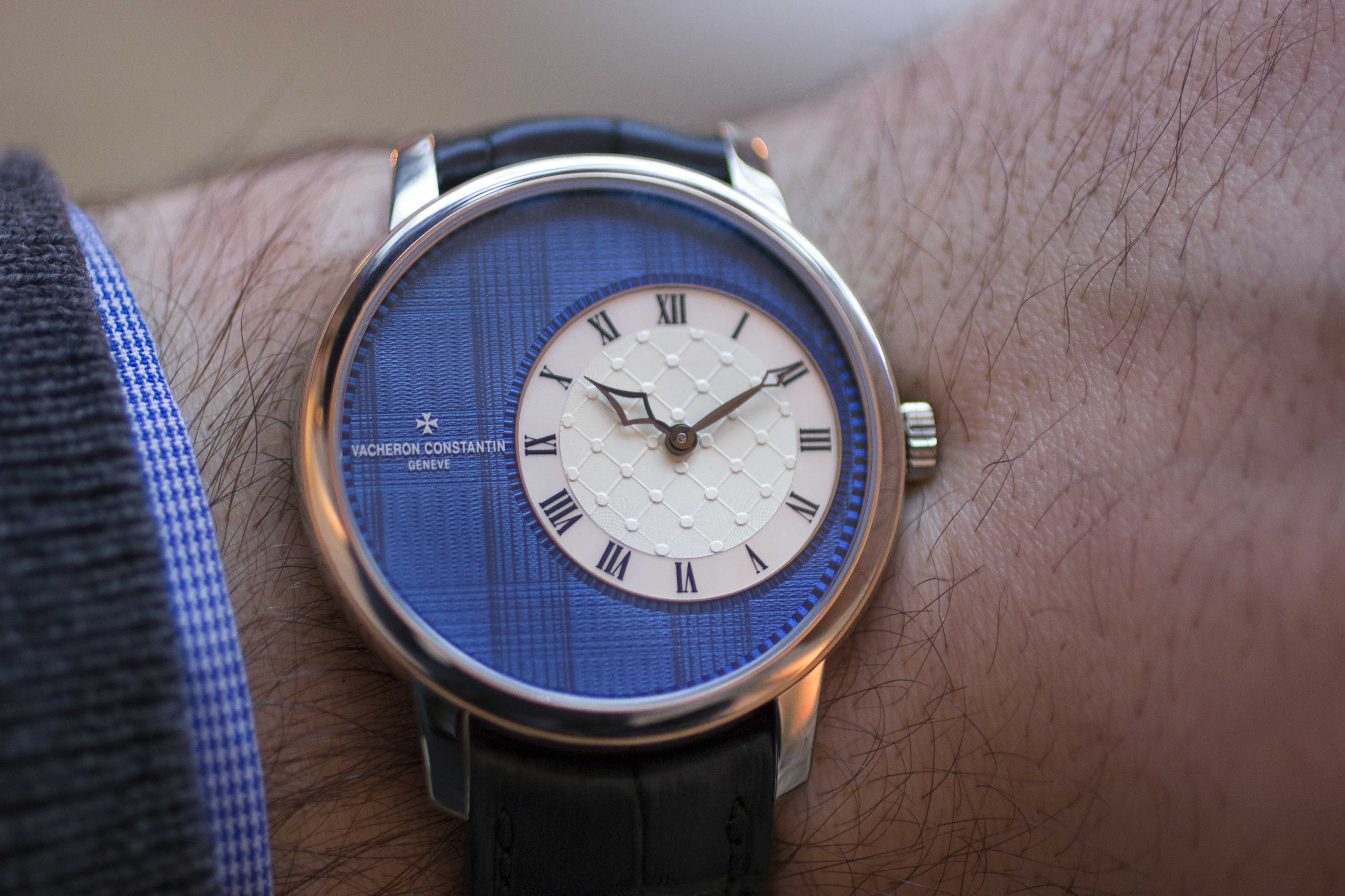 Introducing: The Vacheron Constantin Métiers d'Art Elégance Sartoriale, A Collection Dedicated To Matters Of Style (Live Pics, Pricing Information) Introducing: The Vacheron Constantin Métiers d'Art Elégance Sartoriale, A Collection Dedicated To Matters Of Style (Live Pics, Pricing Information) gallery tartan pattern 1