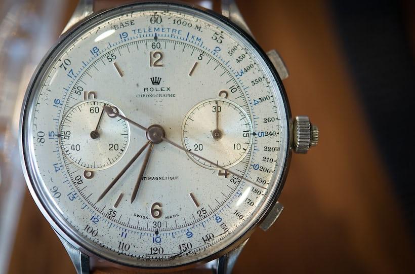 Phillips Rolex 4113 Split Seconds