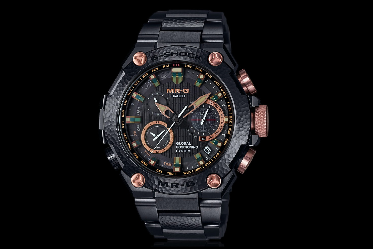 MR-G G-Shock Hammer Tone Introducing: The Casio G-Shock MR-G Limited Edition 'Hammer Tone' (Are You Ready For A $6,200 G-Shock?) Introducing: The Casio G-Shock MR-G Limited Edition 'Hammer Tone' (Are You Ready For A $6,200 G-Shock?) g shock