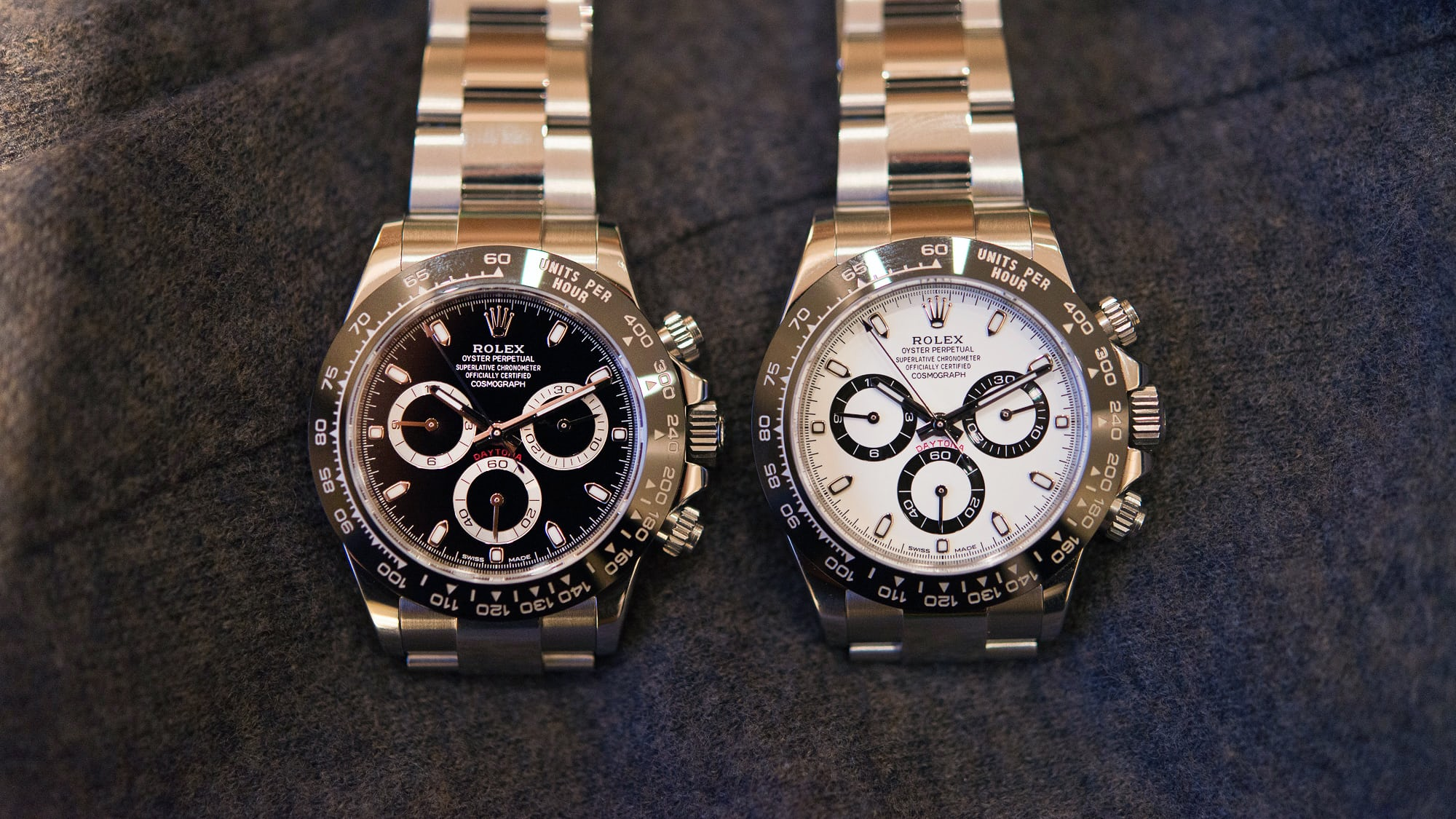 Hands-On: The New Rolex Daytona Reference 116500LN (Live Pics ...
