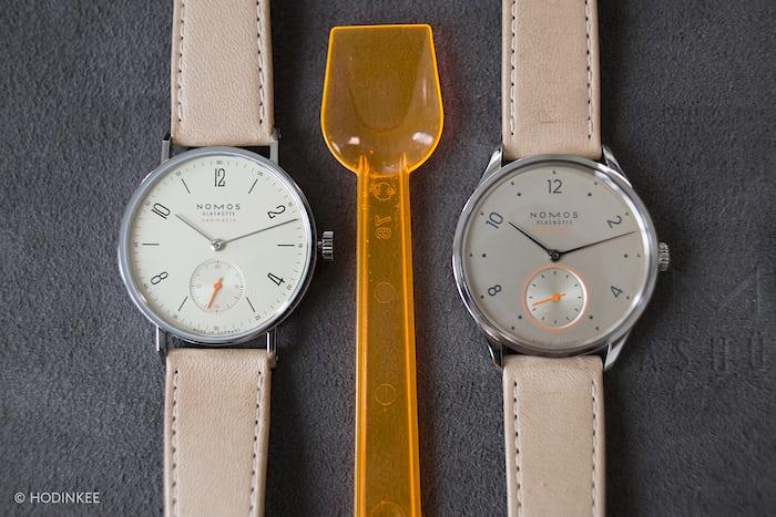 New NOMOS Glashütte Neomatik watches