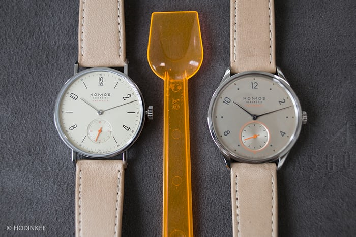 New NOMOS Glashütte Neomatik watches