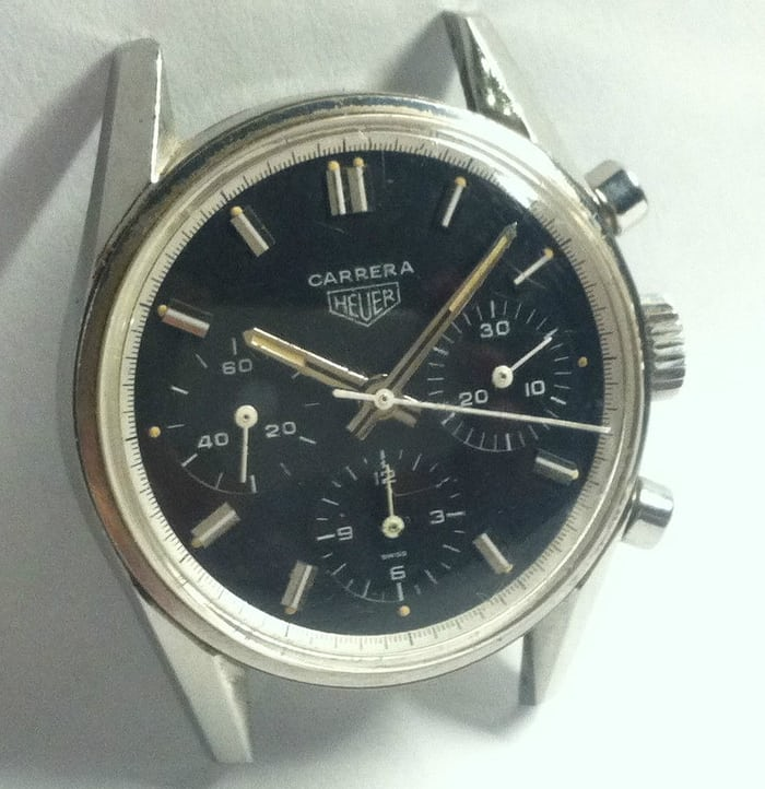 Heuer Carrera Reference 2447