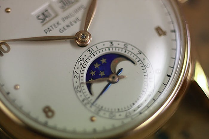 Patek Philippe Reference 1526 Moonphase