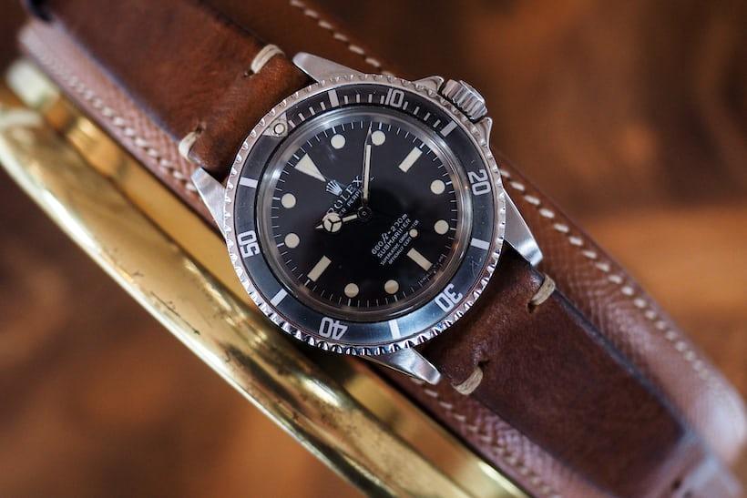 rolex submariner ref. 1512 lifestyle