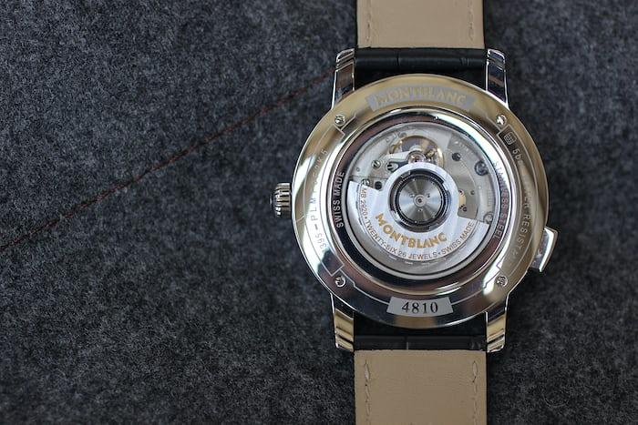 Caliber MB 29.90 Montblanc 4810 Orbis Terrarum