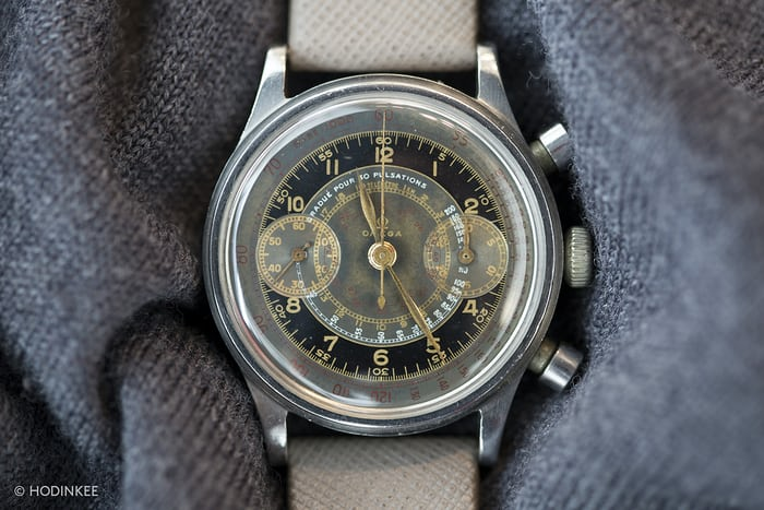 Omega reference 2077-1 chronograph