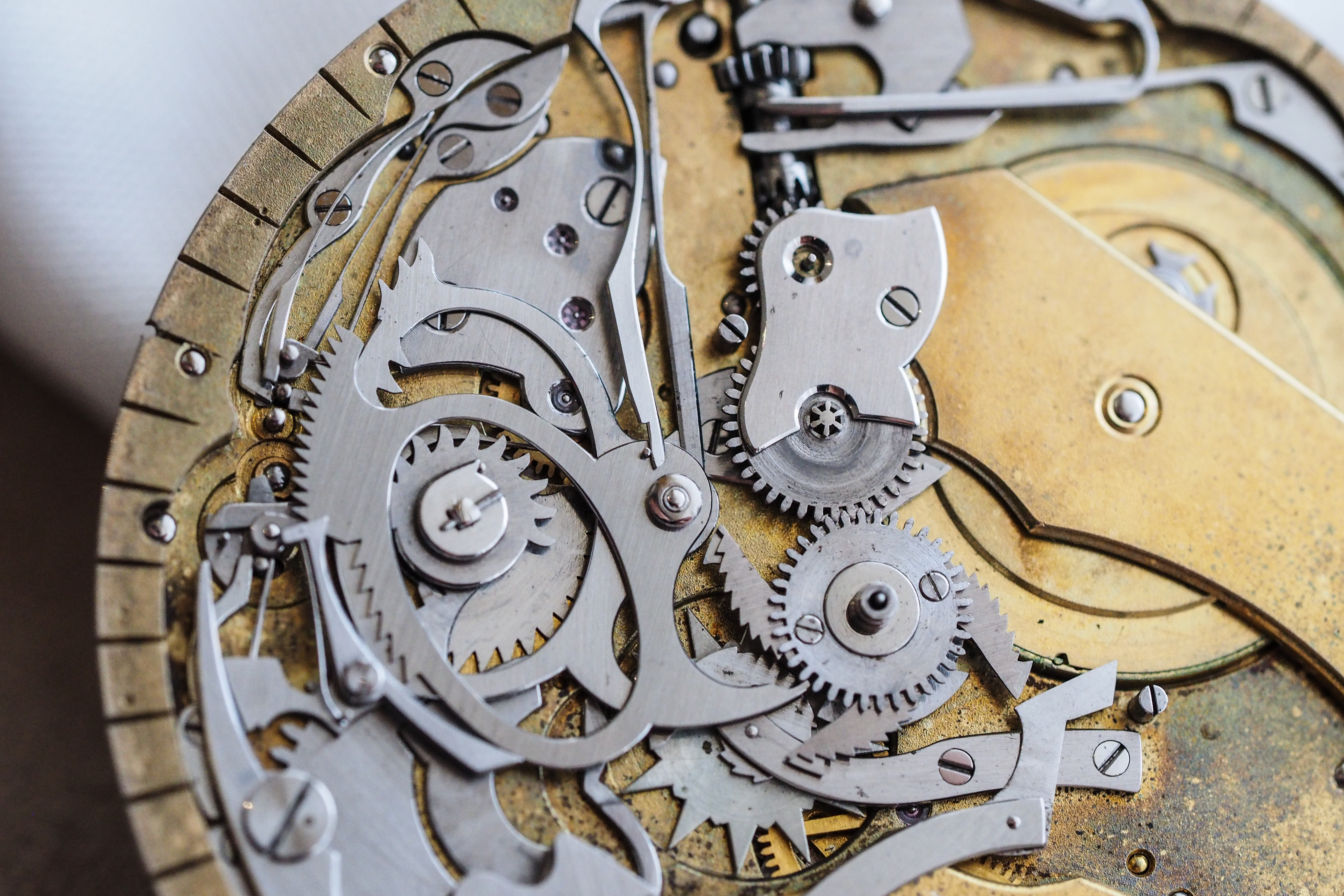 Jaeger LeCoultre Ultra Thin Chronograph Repeater 19 RMCCVEP repeater mainspring and setting mechanism  Inside The Manufacture: With Jaeger-LeCoultre In Switzerland, Pt. 4: A 100-Year-Old Ultra Thin Mechanical Masterpiece P4061688