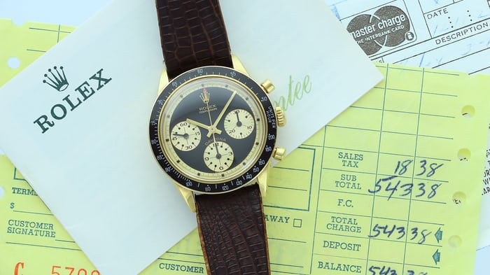 Man Buys Rolex Daytona For $543 in 1973, Takes It To ...