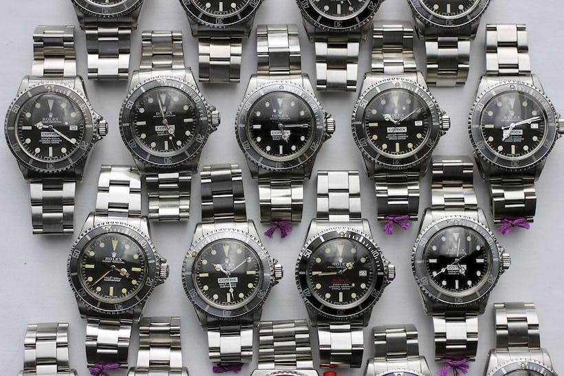 Rolex Sea-Dweller Comex