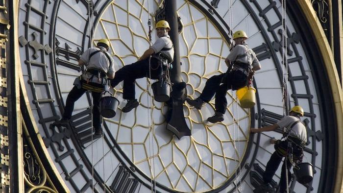 Big Ben Restoration Plans In 2017