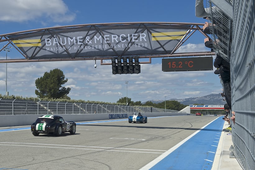 Très Vite: Track Day With Baume & Mercier, And A Quartet Of New Capeland Cobra Chronographs Très Vite: Track Day With Baume & Mercier, And A Quartet Of New Capeland Cobra Chronographs Baume Shelby34