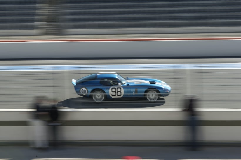 Très Vite: Track Day With Baume & Mercier, And A Quartet Of New Capeland Cobra Chronographs Très Vite: Track Day With Baume & Mercier, And A Quartet Of New Capeland Cobra Chronographs Baume Shelby39