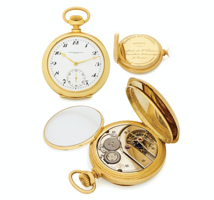 Vacheron Observatory Pocket Tourbillon