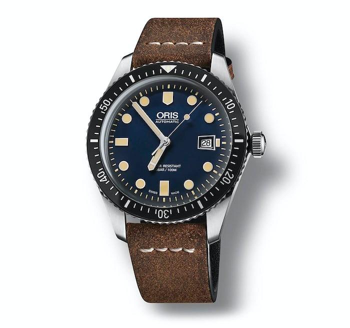 Oris Divers Sixty-Five watch