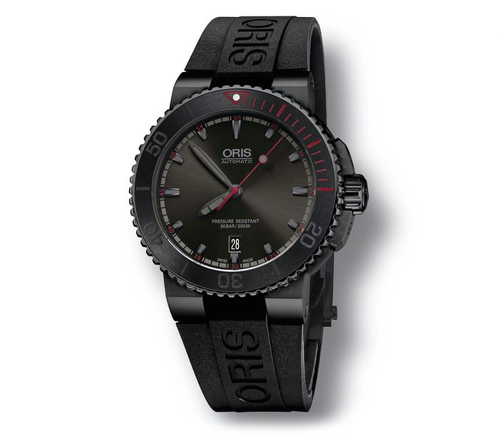 Oris El Hierro Limited Edition watch