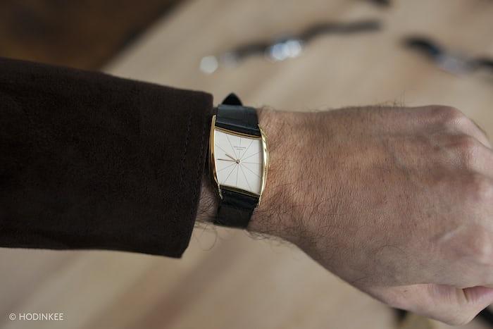 Patek Philippe Reference 3424 wrist