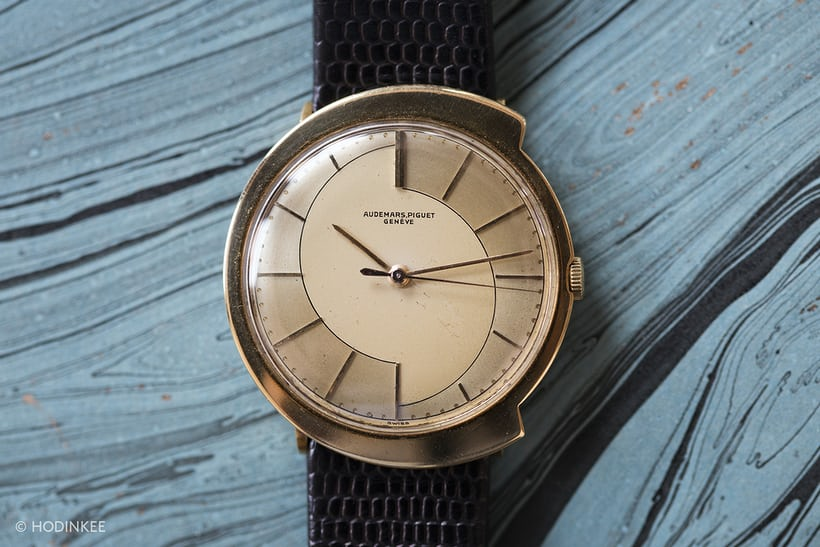 Asymetrical Audemars Piguet From The 1960s