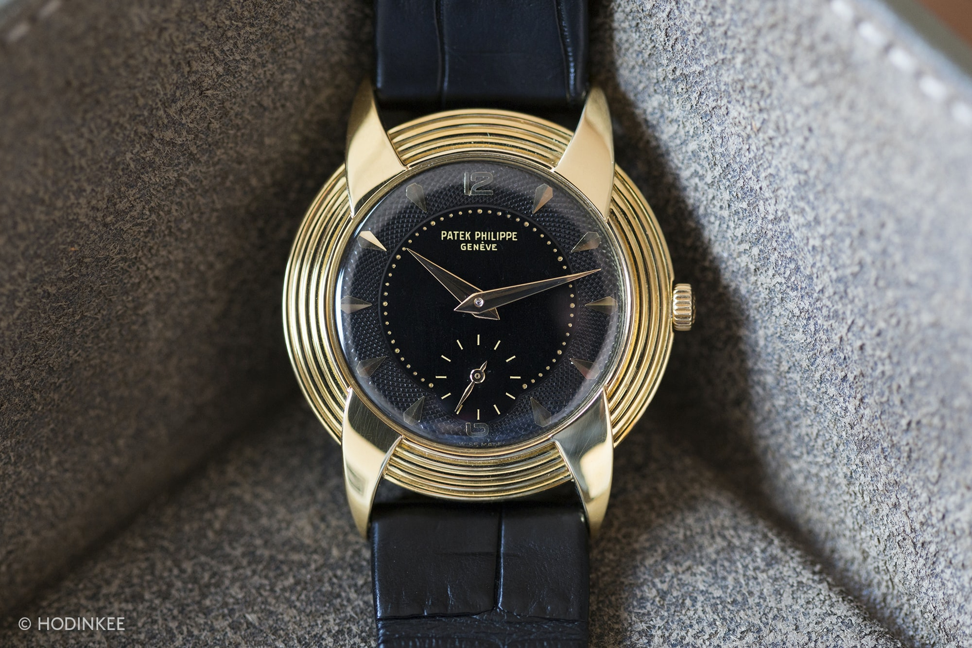 Patek Philippe Reference 2549 Devil's Horn Talking Watches: With Roni Madhvani Talking Watches: With Roni Madhvani 20010202 copy
