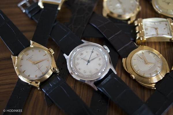 Patek Philippe Reference 565 In Steel With Breguet Numerals pack