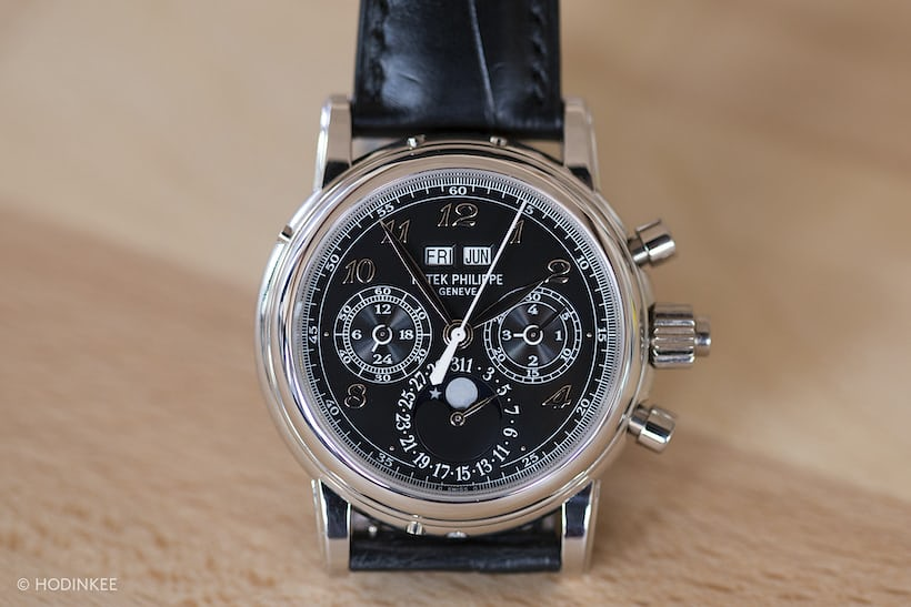 Patek Philippe Reference 5004P With Breguet Numerals
