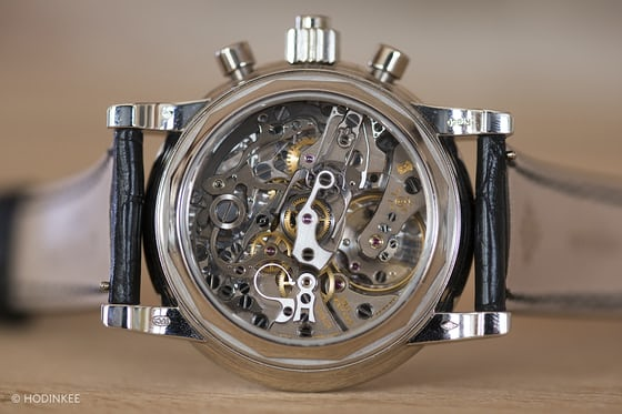 Patek Philippe Reference 5004P With Breguet Numerals movement